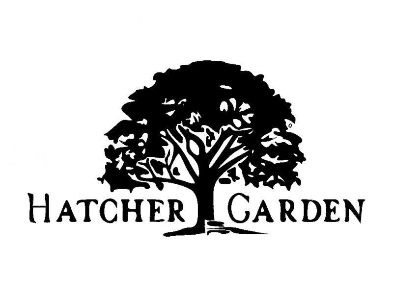 Hatcher Logo 300 dxf File