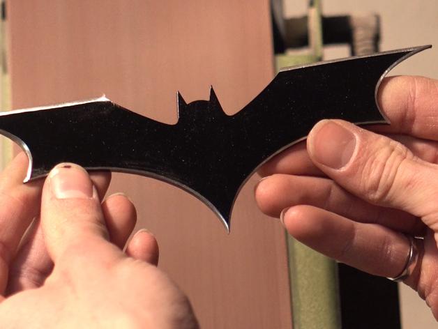 Batarang dxf File