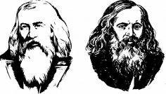 Dmitri Mendeleev Vector Free Vector
