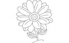 Daisy dxf File