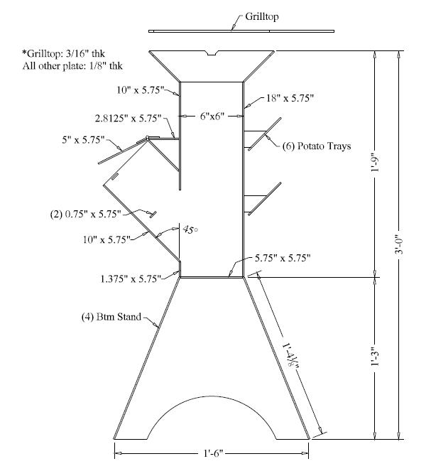 2 Liter Bottle Rocket Diagram: Rocket Stove Dxf File Free Download