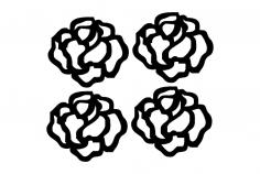 Rosa dxf File