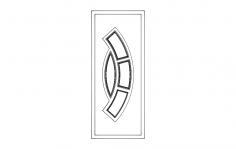 Door dxf File