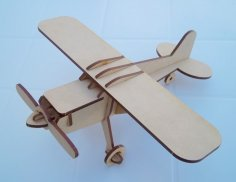Cessna Laser Cut 3d Model CDR File