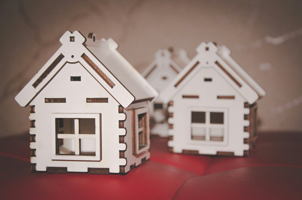 Laser Cut Toy House Template Free Vector