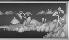 3D Grayscale Image 42 BMP File