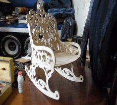 Laser Cutting Chair PDF File