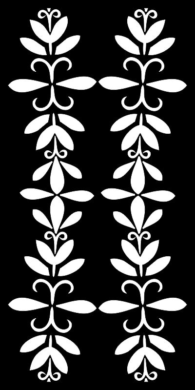 Black White Wallpaper Patterns Free Vector