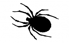 Spider dxf File