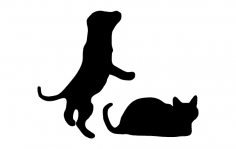 Puppy dxf File