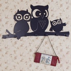 Owls Hanger CDR File