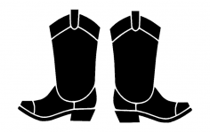 boots dxf File