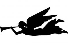 Angel 1 dxf File