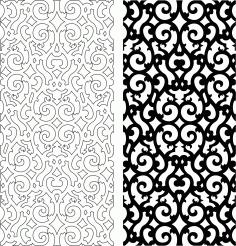 Pattern Modern Free Vector