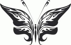 Butterfly Vector Art 025