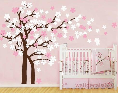 Tree Wall Decals Free Vector