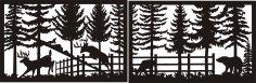 30 X 48 9-10 Plasma Art DXF File