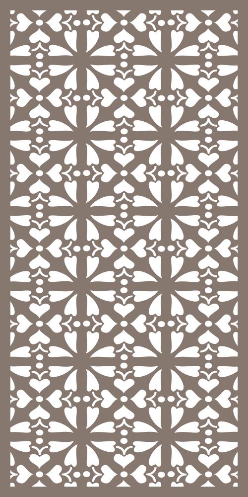 Jali Designs Pattern Free Vector