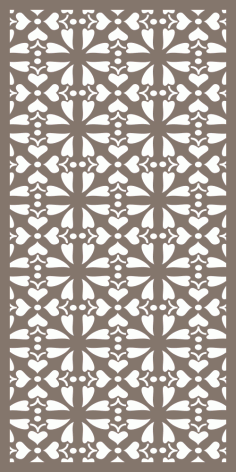 Jali Designs Pattern Free Vector