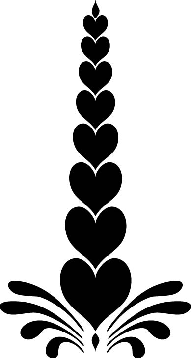 Heart Design Free Vector