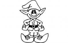 Cartoon dxf File