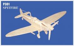 P301 Spiritfire 3D Laser Cut PDF File