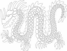 Dragon 3 dxf File