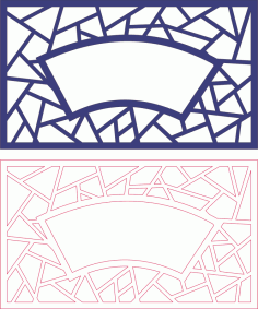Dxf Pattern Designs 2d 119 DXF File