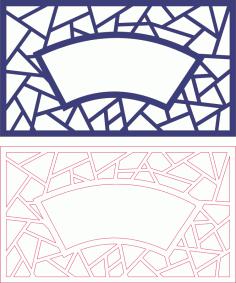 Dxf Pattern Designs 2d 119 DXF File