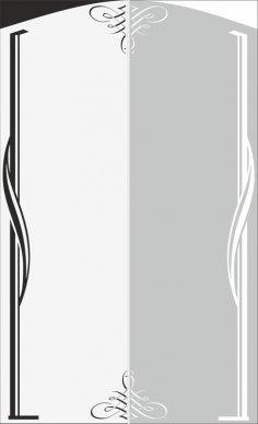 Sandblast Pattern 2225 Free Vector