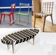 Lasercut Chair