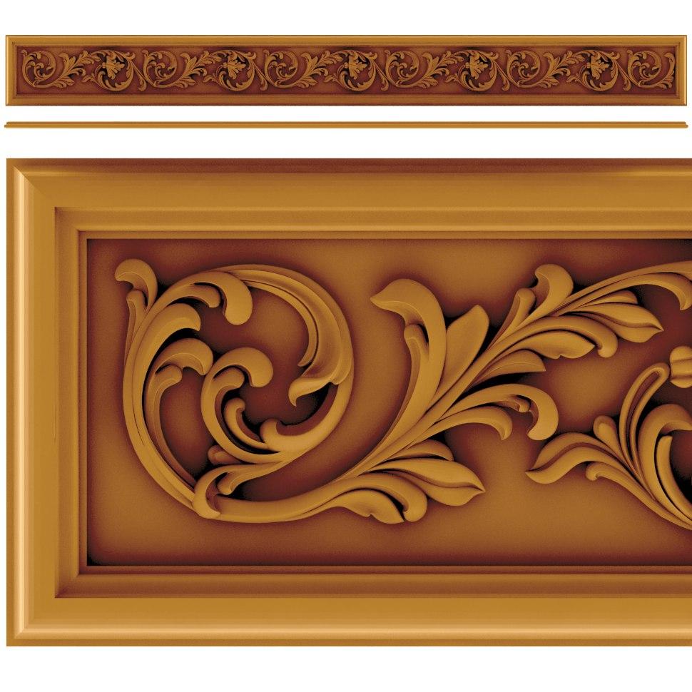 3d CNC Wood Carving Stl File Free Download