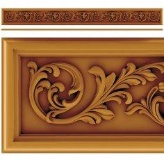 3d CNC Wood Carving stl File