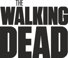 The Walking Dead Free Vector
