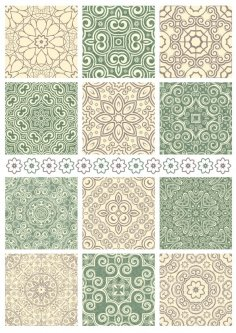 Vector Backgrounds and Patterns Free Vector