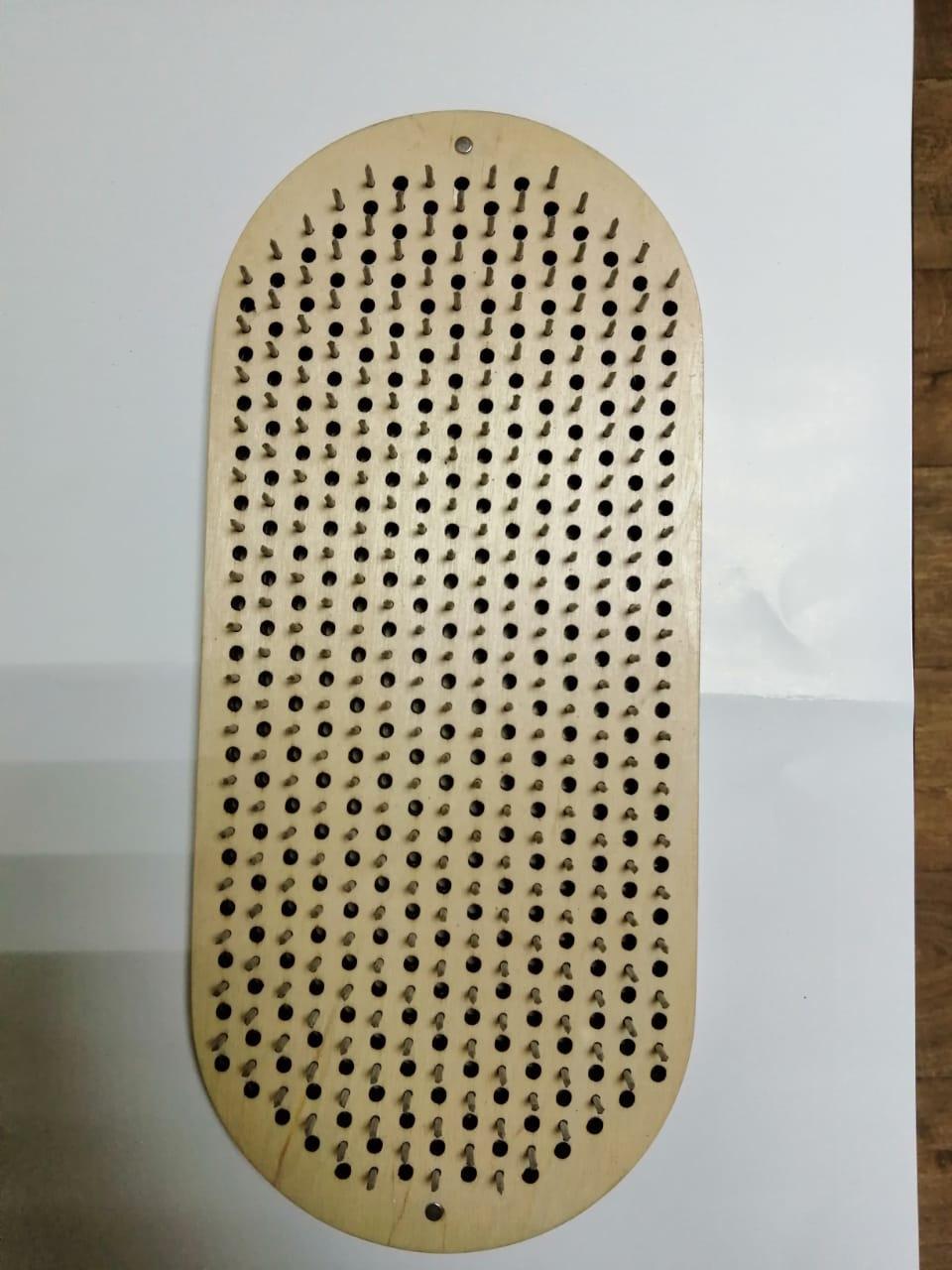 Laser Cut Sadhu Board Free Vector