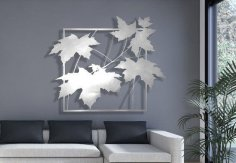 Laser Cut Home Decor Wall Art Free Vector