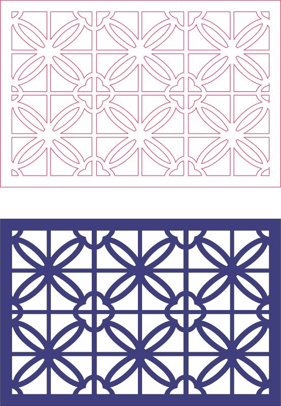 Dxf Pattern Designs 2d 143 DXF File