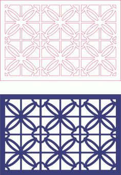 Dxf Pattern Designs 2d 143 DXF File