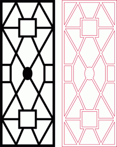 Dxf Pattern Designs 2d 155 DXF File
