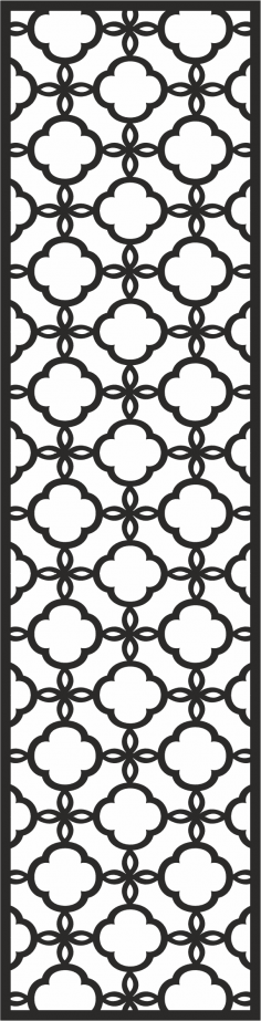 Wrought Iron Window Design Silhouette Cutout Vector Free Vector