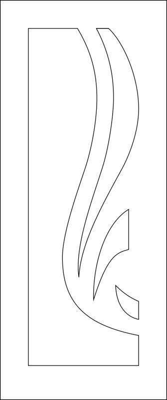 Mdf Board Doors Design Vector Free Vector