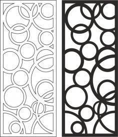 Wooden Separator pattern Free Vector