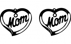 Mothers Day dxf File