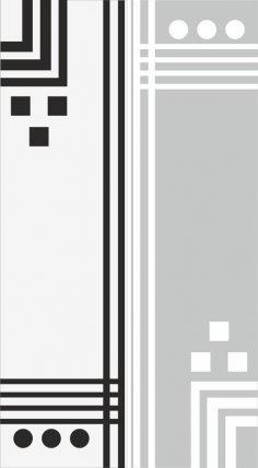 Line Art Sandblast Pattern Free Vector