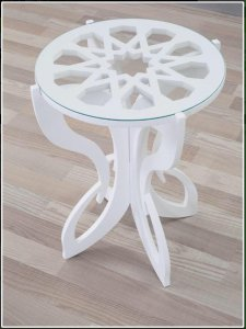 sehpa coffea table.dxf