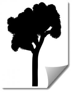Tree 4 dxf file