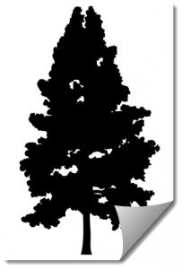 Tree 5 dxf file