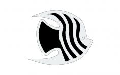 fish AC 1 dxf File