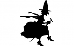 Witch dxf File